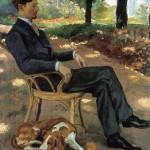 L'Homme_au_chien_par_Ernest_Rouart