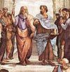 100px-Platon_Aristote