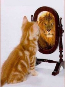 reflet-miroir