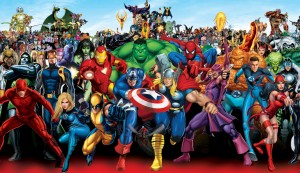 Marvel-group